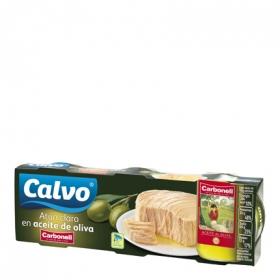 Atún claro aceite oliva Carbonell