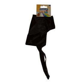 Bozal nylon talla m 19 cm negro perro.