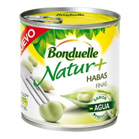 Habas finas Bonduelle 265 g.