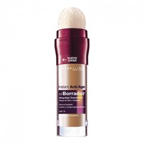Base de maquillaje antiedad el Borrador 048 Sun Maybelline 1 ud.