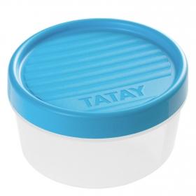 Hermetico Rosca de Plástico TATAY 0,5 L. - Opaco
