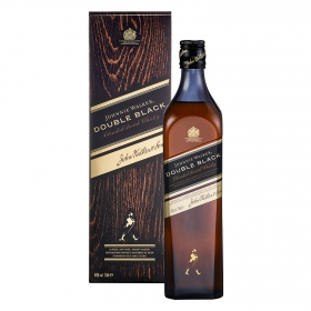 Whisky Johnnie Walker Double Black escocés