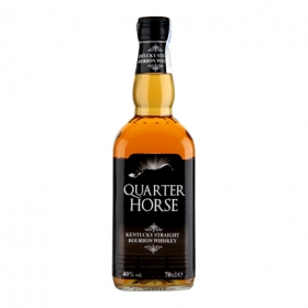 Whisky Quarter Horse bourbon 70 cl.