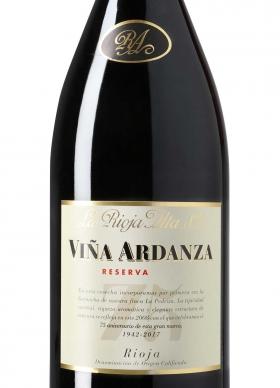 Viña Ardanza Tinto Reserva 2008