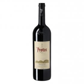 Estuche de vino D.O. Ribera del Duero tinto crianza Protos 1,5 l.