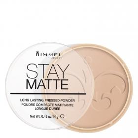 Polvos compactos Stay Matte nº 005 Rimmel 1 ud.