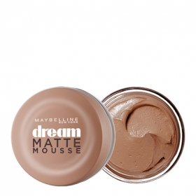 Base de maquillaje Dream Mate Mousse nº 50 Maybelline 1 ud.