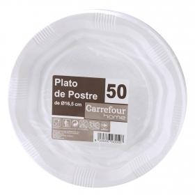 Plato 16,5cm  Blanco