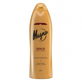 Gel baño Gold Magno 550 ml.