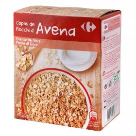 Cereales copos de avena