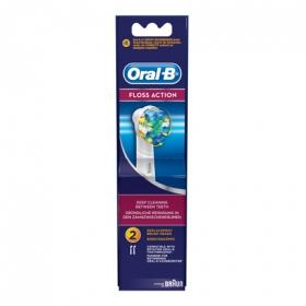 Cepillo dental eléctrico Floss action EB25 recambio