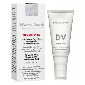 Tratamiento Antiedad Regenerador y Ultra hidratante DermoVita