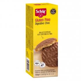 Galleta digestive chocolate - Sin Gluten