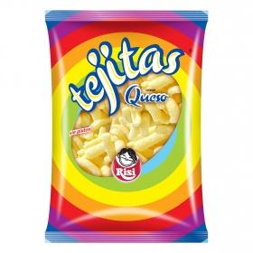 Aperitivo de maíz sabor queso Risi sin gluten 110 g.