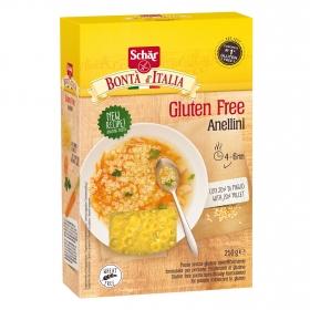 Anellini Schär sin gluten 250 g.
