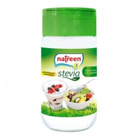 Edulcorante de la planta stevia Natreen 45 g.