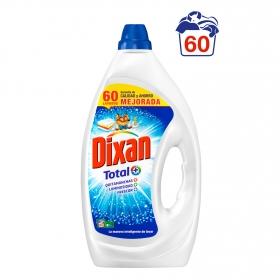Detergente líquido Dixan 60 lavados.
