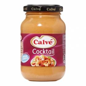 Salsa cocktail Calvé tarro 225 ml.