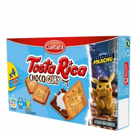 Galleta chocoguay