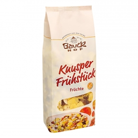 Cereales Bauck Hof sin gluten 325 g.