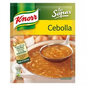 Sopa de cebolla Knorr 50 g.