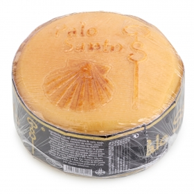 Queso semicurado de vaca mini Palo Santo Central Lechera Gallega pieza 750 g