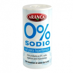 Bote de sal 0% sodio