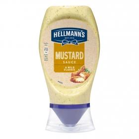 Mostaza Hellmann's envase 250 ml.