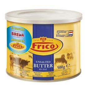 Mantequilla sin sal Frico 500 g.