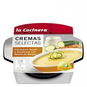 Crema calabacin