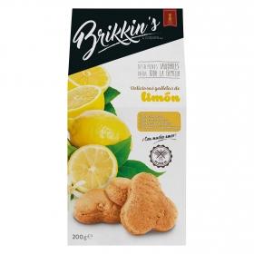 Galleta de limón