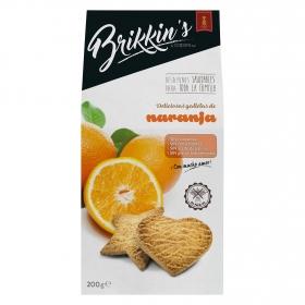 Galleta naranja