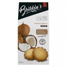 Galleta de coco