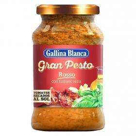 Salsa Rosso con tomate seco Gran Pesto