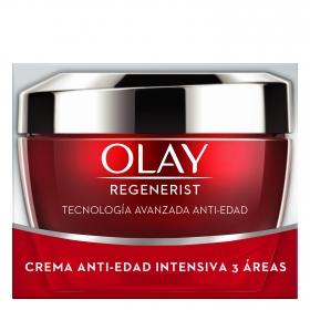 Crema intensiva anti-edad Regenerist Olay 50 ml.