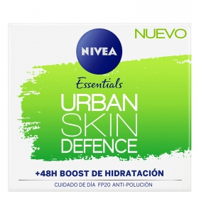 Crema de día Urban Skin Defense FP20 Nivea 50 ml.