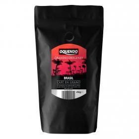 Café grano natural grandes orígenes Brasil