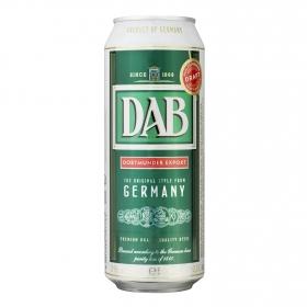 Cerveza DAB premium lata 50 cl.