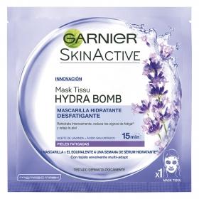 Mascarilla hidratante desfatigante con lavanda Hydra Bomb
