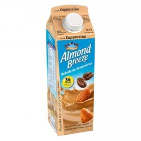 Bebida de almendras sabor cappuccino con calcio Blue Diamond Almonds brik 1 l.