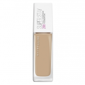 Maquillaje Super stay 24h nº 21 Nude Maybelline 30 ml.