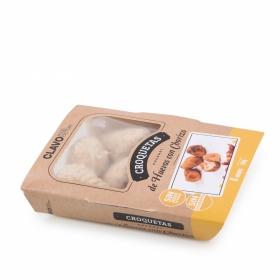 Croquetas de Huevo con Chorizo Gourmet Clavo Food (6 uds) 200 g