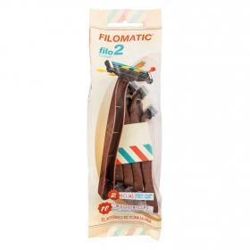 Maquinillas de afeitar desechables Filo2 classic