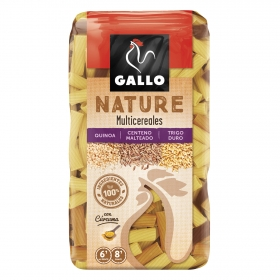 Macarrones Gallo Nature cereales 400 g.