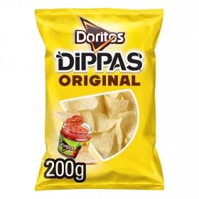 Nachos de maíz Dippas