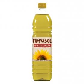 Aceite de girasol Fontasol 1 l.