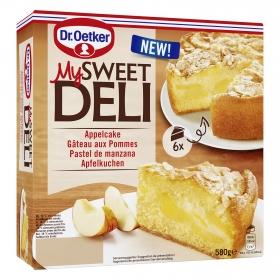 Pastel de manzana My Sweet Deli