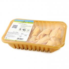 Alas partidas pollo campero