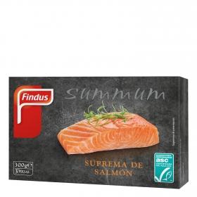 Suprema de salmón noruego Summum Findus 300 g.