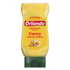 Salsa curry